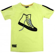 B'Chill Paolo Shirt neon yellow